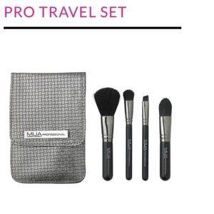 MUA professional DISC. 5 pc makeup brush set NWOT